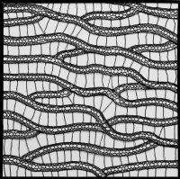 Are We Made of Lace? Panel II - Bog Moss