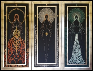 Venus Triptych