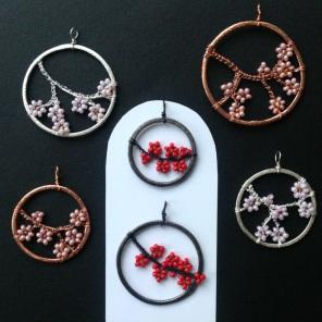 blossom NL pendants