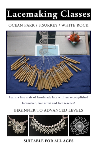 lacemaking classes