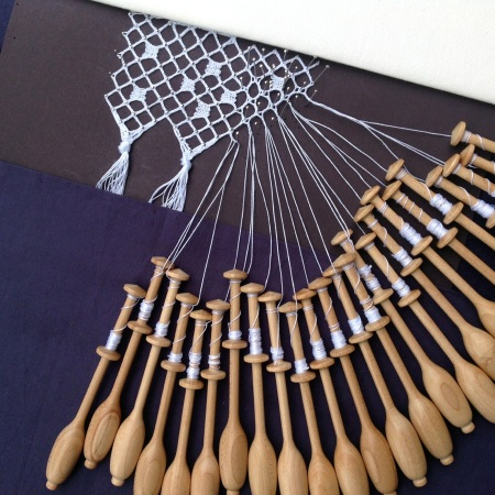lacemaking for weavers
