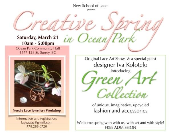 creative spring in Ocean Park