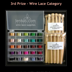 3rd prize wire