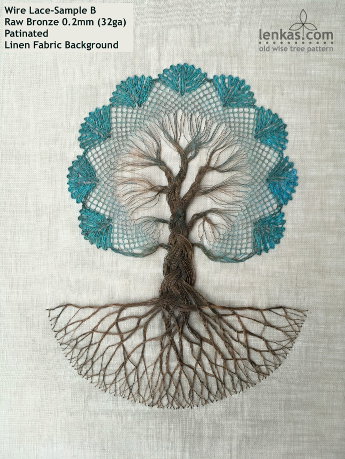 old wise tree-wireB